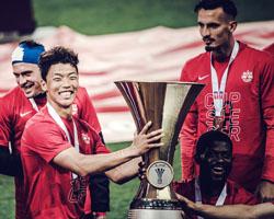 «Зальцбург» – 7-кратный обладатель Кубка Австрии!
