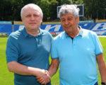 Мирча Луческу возглавил «Динамо»