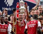 «Арсенал» в 14-й раз выиграл Кубок Англии