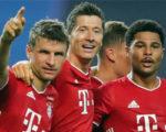 «Бавария» – второй финалист Лиги чемпионов