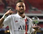 Неймар признан лучшим игроком недели в Лиге чемпионов