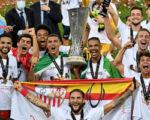 «Севилья» в шестой раз выиграла Лигу Европу
