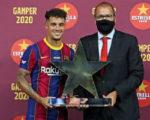 «Барселона» в 43-й раз выиграла Кубок Гампера