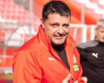 Черевченко возглавил «Химки»