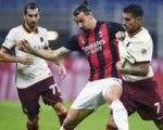 «Милан» впервые потерял очки в Серии «А»