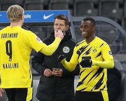 16-летний Мукоко – самый молодой игрок в истории Бундеслиги