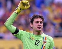 Тэтэрушану завершил карьеру за сборную Румынии