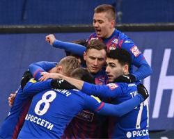 ЦСКА – победитель первого круга чемпионата России