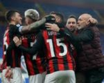 «Милан» выдал лучший старт в чемпионате за последние 65 лет