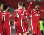 «Ливерпуль» не проигрывает дома в АПЛ 65 матчей подряд