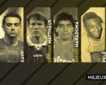 Марадона, Пеле, Хави и Маттеус – лучшие полузащитники в истории по версии «France Football»