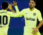 «Атлетико» оторвался от «Реала» на 7 очков при игре в запасе