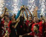 Сборная Марокко – победитель чемпионата африканских наций