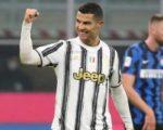 Дубль Роналду принес «Юве» победу на «Интером в первом полуфинальном матче Кубка