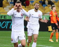 Киевское «Динамо» увеличило отрыв от «Шахтера» до 4 очков