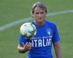Манчини продлил контракт со сборной Италии